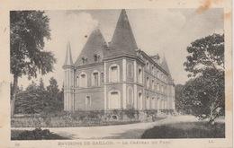 18 / 8 / 402. - ENVIRONS  DE  GAILLON ( 27 ) - LE  CHÂTEAU  DU  PARC - Sonstige Gemeinden