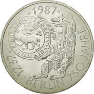 Monnaie, République Fédérale Allemande, 10 Mark, 1987, Hamburg, Germany - [ 7] 1949-…: BRD