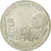 Monnaie, République Fédérale Allemande, 10 Mark, 1992, Karlsruhe, Germany - [ 7] 1949-…: BRD