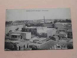 SAINT-LOUIS Panorama ( Sénégal ) Anno 19?? ( Zie/see/voir Photo ) ! - Sénégal