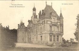 CHAMPTOCEAUX Le Château  29 - Champtoceaux