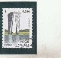FRANCE 2013 VALENCE DROME YT 4735 OBLITERE                  -                         TDA24A - France