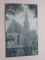 BOUWEL  Kerk / Eglise ( Kaart In SLECHTE Staat / Edit. Opdebeeck ) Anno 19?? GEPRUFT ( Zie/see/voir Photo ) ! - Grobbendonk