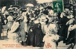 Le Croisic - Grande Semaine Maritime L.M.F. Aout 1908 N°41 - Concours De Costumes , Le Bal - AA75 - Le Croisic
