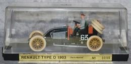 "RENAULT Type O 1903 ""Paris Madrid"" - Brumm"