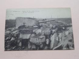 Batterie De Côte, Calibre 180 Mm. / Coast Battery ZEEBRUGGE ( 7 - Henri Georges ) Anno 1923 ( Zie/see/voir Photo ) ! - Materiale