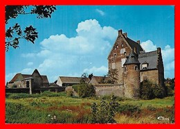 CPSM/gf  MOUSCRON (Belgique)  Le Château Des Comtes .....H316 - Mouscron - Moeskroen