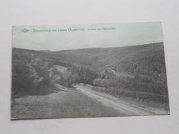 DAVERDISSE Sur Lesse (Ardenne) Vallée De L'Almache ( JOS ) Hostellerie De La Maison Blanche / Anno 1934 ( Voir Photo ) ! - Daverdisse