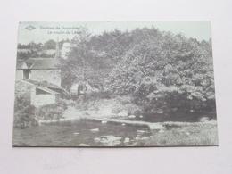 Environs De DAVERDISSE Le MOULIN De Lesse ( JOS ) Hostellerie De La Maison Blanche / Anno 1934 ( Voir Photo ) ! - Daverdisse