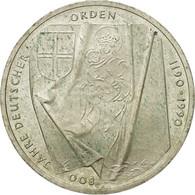 Monnaie, République Fédérale Allemande, 10 Mark, 1990, Hamburg, Germany - [ 7] 1949-…: BRD