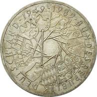 Monnaie, République Fédérale Allemande, 10 Mark, 1989, Karlsruhe, Germany - [ 7] 1949-…: BRD
