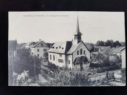 CPA D88 Thaon Les Vosges Temple Protestant - Thaon Les Vosges