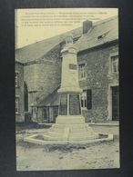 Boussu-lez-Walcourt Monument érigé Après La Guerre (1914-19)... - Froidchapelle