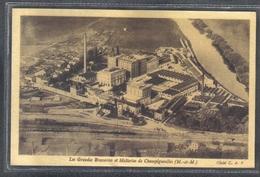 Carte Postale 54. Champigneulles Grandes Brasseries Et Malteries  Très Beau Plan - Frankreich