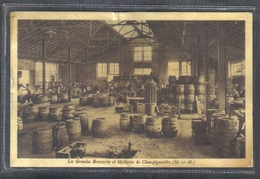 Carte Postale 54. Champigneulles Grandes Brasseries Et Malteries  Très Beau Plan - Frankrijk