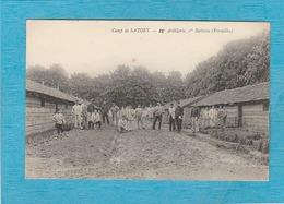 Camp De Satory. - 22e Artillerie, 1er Batterie ( Versailles ). - France