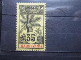 VEND BEAU TIMBRE DE MAURITANIE N° 9 !!! - Mauritania (1906-1944)