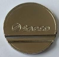 Jeton - Saeco  - - Professionnels / De Société