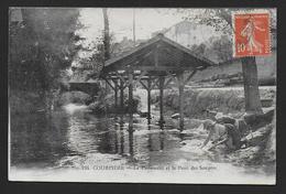 COURPIERE - Le Parlement Et Le Pont Des Soupirs - Courpiere