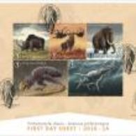 FDS 2018 Fauna Prehistorie Mamoet Mammut Mammouth Mammoth Dinosaurus Dino ! - Belgium