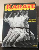 MONDOSORPRESA, (LB1)  LIBRO, KARATE, MASATOSHI NAKAYAMA - Sports