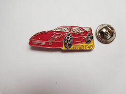 Beau Pin's , Auto Ferrari F40 - Ferrari