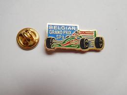 Beau Pin's , Auto F1 , Belgian Grand Prix De Spa Francorchamps , Formule 1 - F1