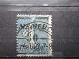 "VEND BEAU TIMBRE DE MEMEL N° 54 , CACHET "" BISMARK "" !!! - Memel (1920-1924)"