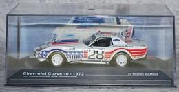 CHEVROLET Corvette - 1972 - 24 Heures Du Mans - Non Classés