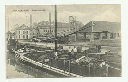 Snaaskerke - Snaeskerke   *  Suikerfabriek  (feldpost Marine Division 1915) - Gistel