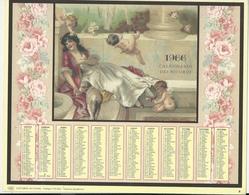 CALENDARI  D'EPOCA  1966  CM.21 X 26--CALENDARIO  DEI  RICORDI-- - Calendari