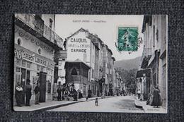 SAINT PONS - Grand Rue. - Saint-Pons-de-Thomières