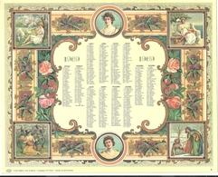 CALENDARI  D'EPOCA  1969  CM.21 X 26--CALENDARIO  DEI  RICORDI-- - Calendari