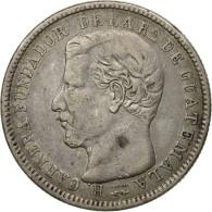 Monnaie, Guatemala, 4 Reales, Cuatro, 1867, TTB, Argent, KM:144 - Guatemala