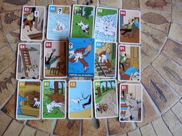 TINTIN - Jeu Des 7 Familles - Cartes à Jouer