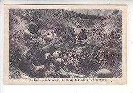 Sp- 55 - Le Ravin De La Mort - Une Tranchee - Bataille De Verdun - Guerre 14 18 - France