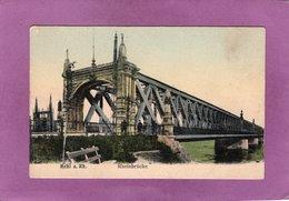 Kehl A. Rh  Rheinbrücke - Kehl