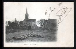 45, Amilly, L'eglise - Amilly