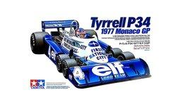 Tyrrell P34 1977 Monaco GP 1/20 ( Tamiya ) - Cars