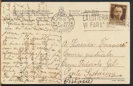 °°° 11507 - ILL. MARINA BATTIGELLI - RETRO VERSI DI MARIA DEL GIGLIO - 1942 °°° - Uruguay