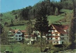 AK Ebnat Kappel Ferienheim Erholungsheim Arche A Wattwil Nesslau Krummenau Ricken Hemberg St. Gallen SG Schweiz Suisse - SG St. Gall