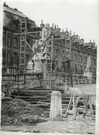 """PHOTO ORIGINALE / FRANCE 78 """"Versailles, L'enlèvement Des Statues"""" - Photos"""