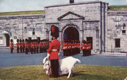 Canada, Quebec, La Citadelle, Garde, Obliteree 1965 - Québec - La Citadelle