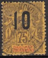 N° 42 - O - Dahomey (1899-1944)