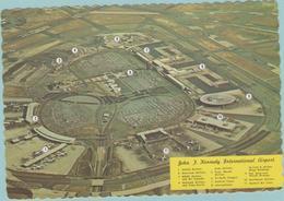CPM:   JOHN F. KENNEDY INTERNATINAL AIRPORT  (etats-unis)           (E870) - Aéroports