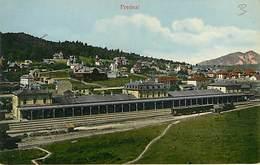 Predeal : La Gare - Roumanie