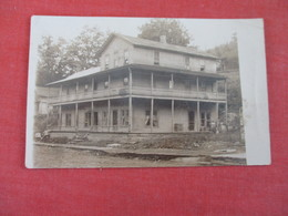 RPPC   Unknown House  Location   Ref 3051 - Postcards