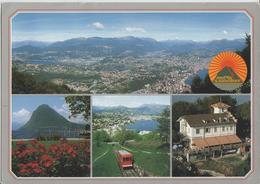 Monte San Salvatore - Lugano - Albergo-ristorante Alla Vetta - Photo: Engelberger - TI Tessin