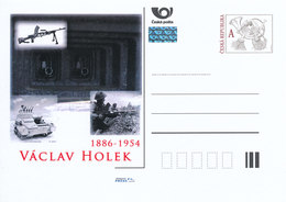 Rep. Ceca / Cart. Postali (Pre2011/42) Václav Holek (1886-1954) Progettista Di Armi Ceche - Fabbriche E Imprese