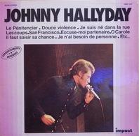 """Johnny Hallyday 33t. LP """"le Penitencier"""" - Andere - Franstalig"""